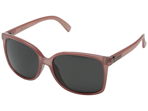 VonZipper - Castaway (Coral Gloss/Grey) Sport Sunglasses