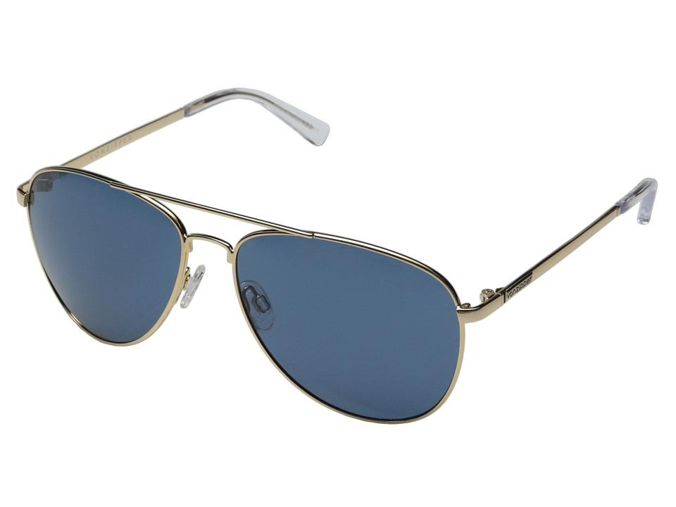 VonZipper - Farva (Gold Gloss/Navy) Fashion Sunglasses