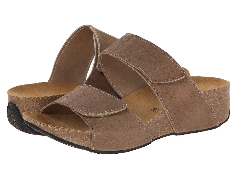 Arcopedico - Stella (Taupe) Women's Shoes