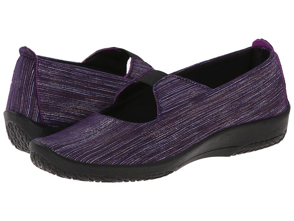 Arcopedico - Leina (Purple) Women's Shoes