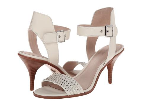 Pour La Victoire - Mya (Cream Vachetta/Studs) High Heels
