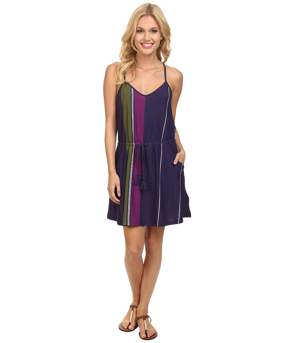 Roxy - Pelican Point Knit Dress (Astral Aura) Women