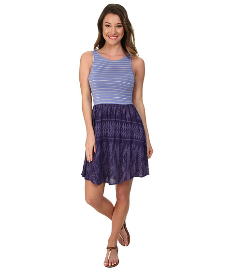 Roxy - South Side Dress (Astral Aura Ikat) Women's Dress