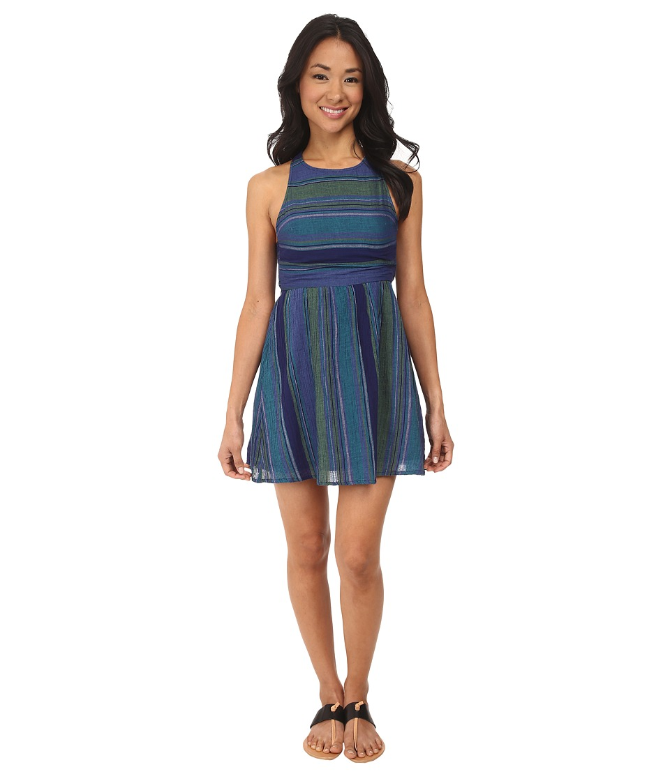 Roxy - Long View Dress (Astral Aura Sunset) Women's Dress