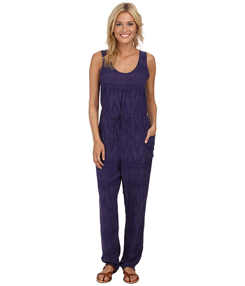 Roxy - Love is Enough Romper (Astral Aura Ikat) Women's Jumpsuit & Rompers One Piece