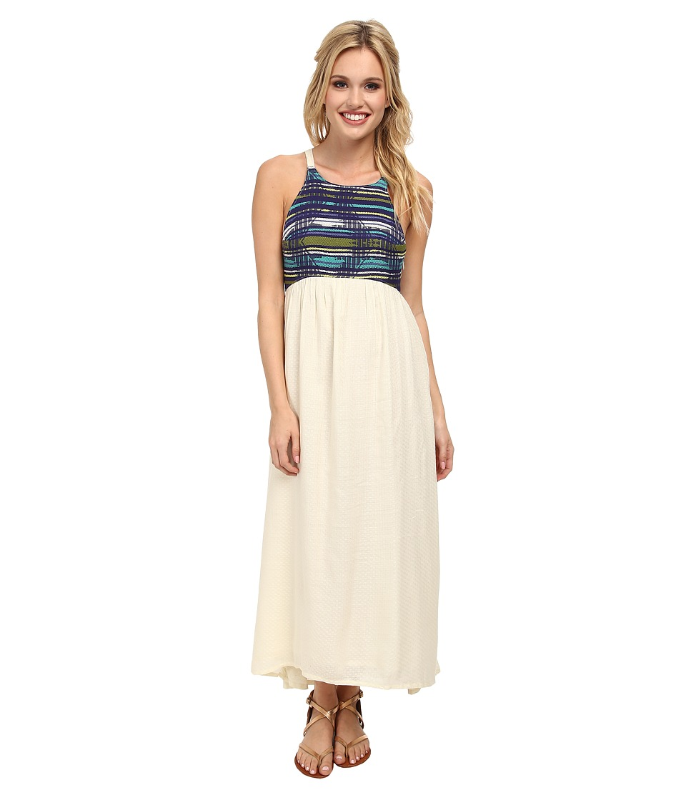 Roxy - All Washed Out Midi Dress (Astral Aura Sunset) Women