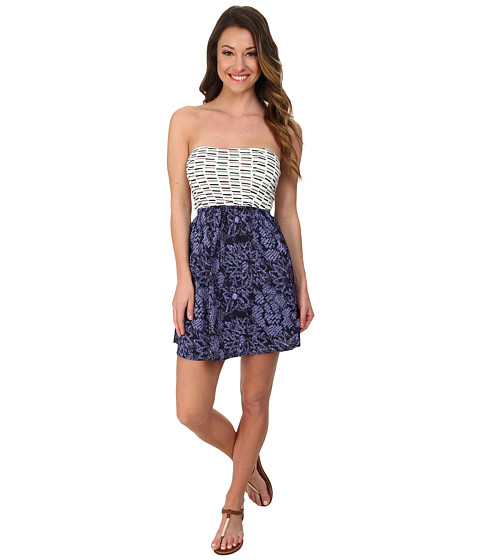 Roxy - Savage 3 Woven Dress (Astral Aura) Women's Dress
