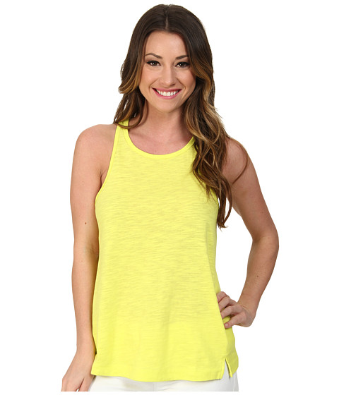 Roxy - Rockaway Tank Top (Limeade) Women's Sleeveless