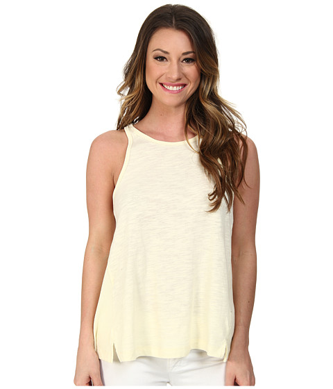 Roxy - Rockaway Tank Top (Warm White) Women