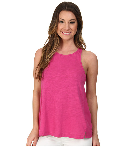 Roxy - Rockaway Tank Top (Berry) Women's Sleeveless