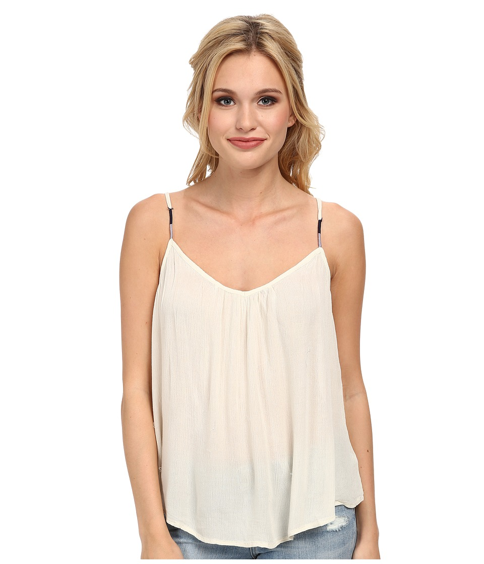 Roxy - Sand Dune Tank Top (Warm White) Women's Sleeveless