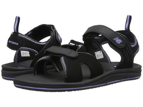 New Balance - PureAlign Sandal (Black/Purple) Women