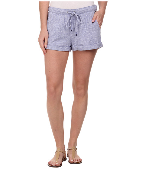 Roxy - Hazel Sea Short (Light Denim Heather) Women
