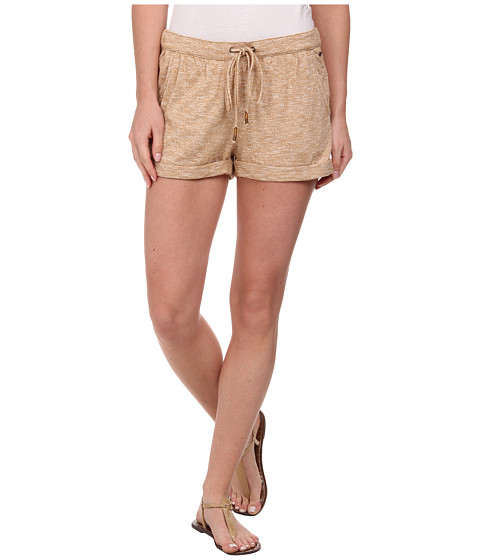 Roxy - Hazel Sea Short (Golden Brown Heather) Women