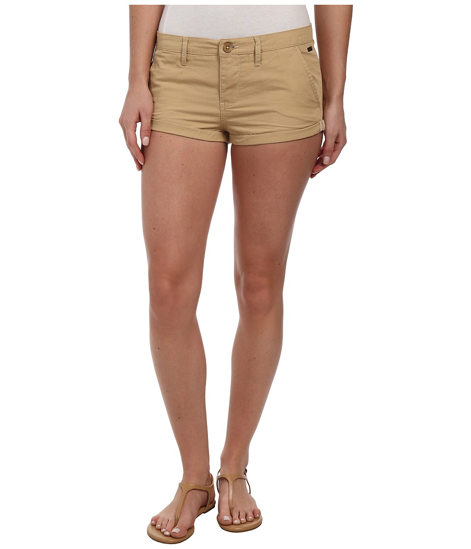 Roxy - Cheeky Short (Lark) Women's Shorts