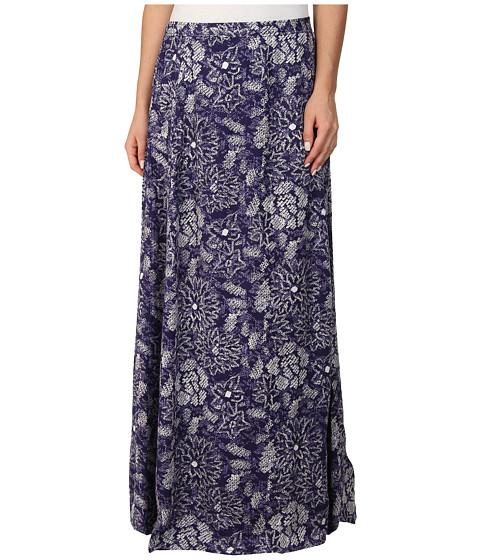 Roxy - Bring Me Back Skirt (Asstral Aura Batik Floral) Women's Skirt
