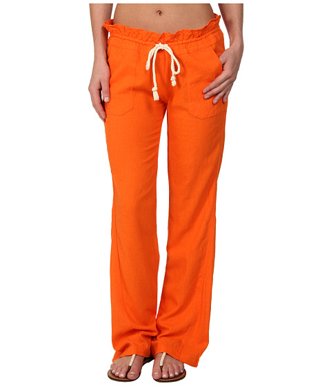 Roxy - Ocean Side Pant (Persimmon) Women's Casual Pants