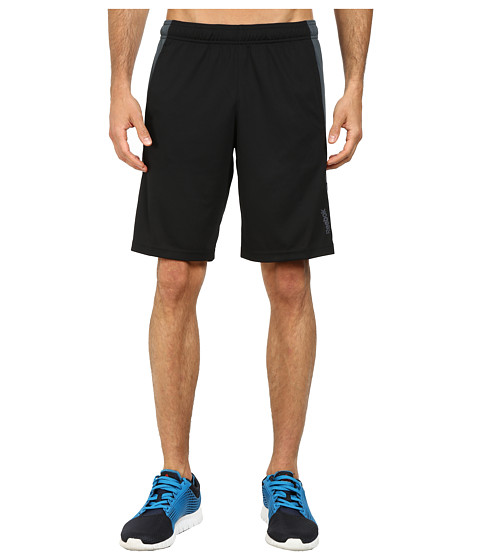 Reebok - Workout Ready Double Knit Short (Black) Men's Shorts