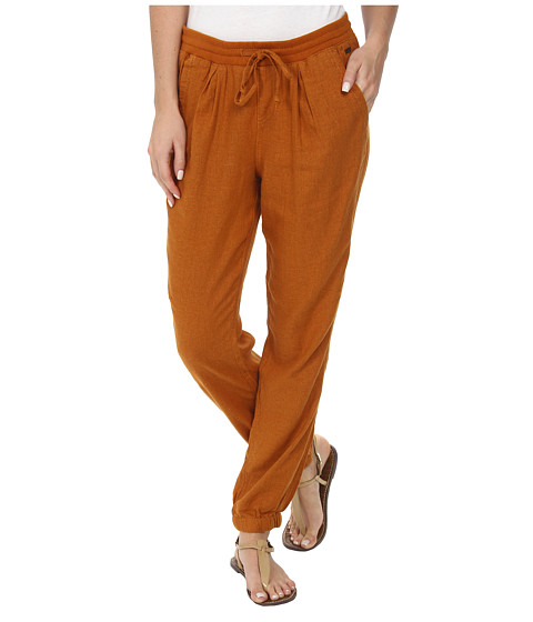Roxy - Miss A Beat Pant (Leather) Women