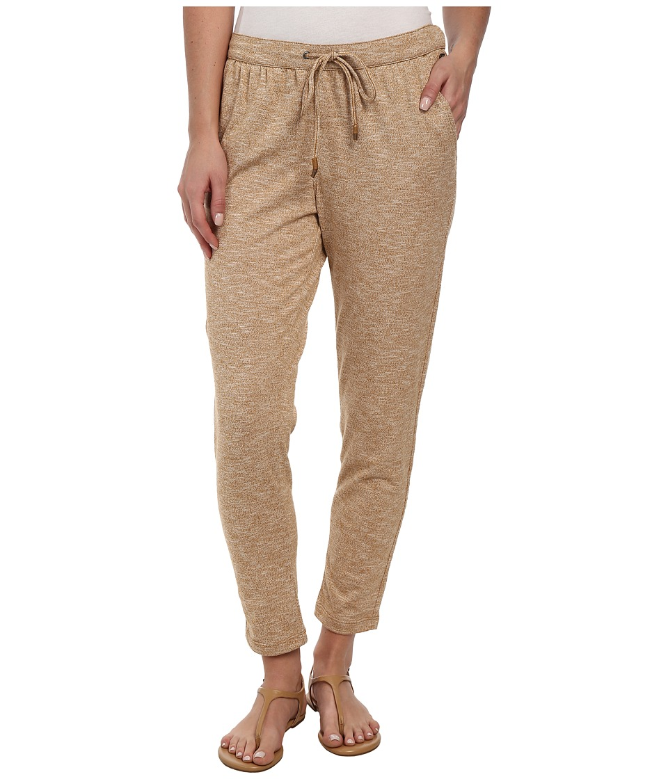 Roxy - Deep Swell Pant (Golden Brown Heather) Women's Casual Pants