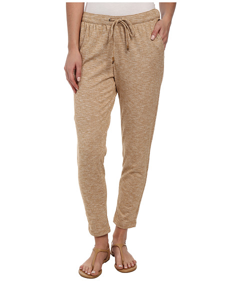 Roxy - Deep Swell Pant (Golden Brown Heather) Women