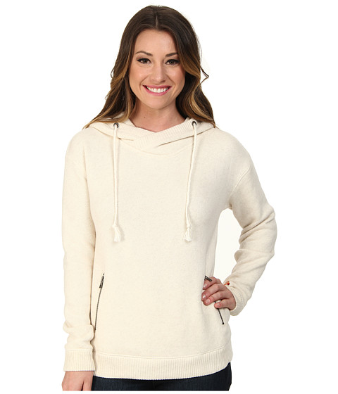 Roxy - Great Vibes Hoodie (Metro Heather) Women's Sweatshirt