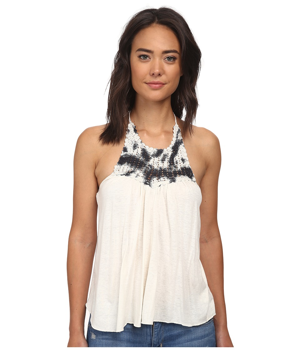 Billabong - Your Time Halter Top (White Cap) Women's Sleeveless