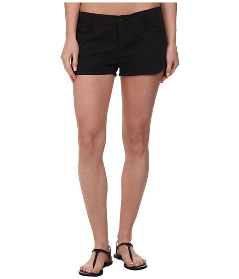 Hurley - Dri-Fit Beachrider 5 Pocket Short (Black) Women