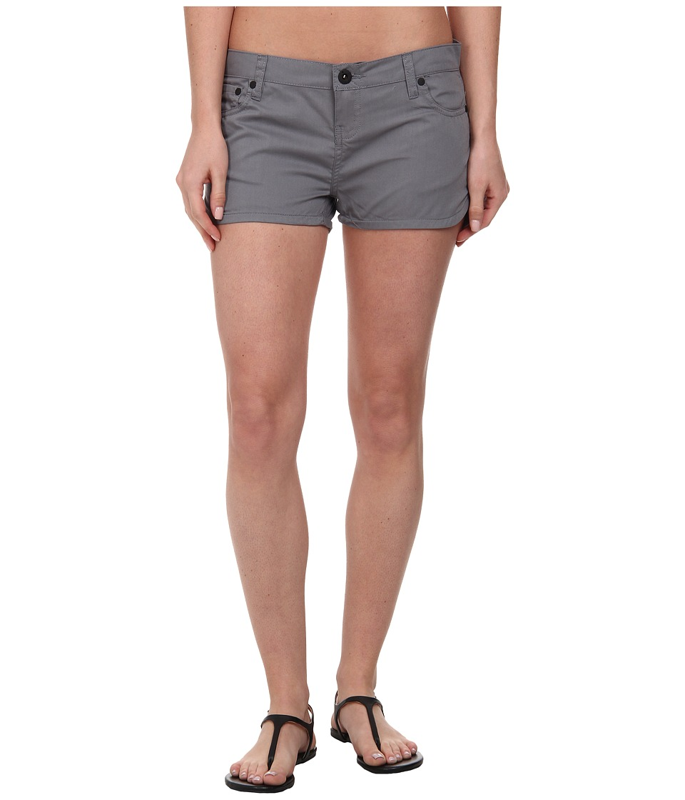 Hurley - Dri-Fit Beachrider 5 Pocket Short (Cool Grey) Women