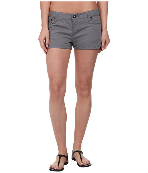 Hurley - Dri-Fit Beachrider 5 Pocket Short (Cool Grey) Women
