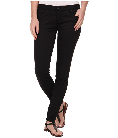 Hurley - 81 Skinny Twill Legging (Black) Women's Casual Pants