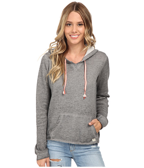 Billabong - Stop It Hoodie (Dark Athletic Grey) Women