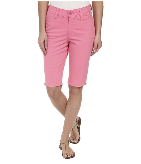 NYDJ - Christy Short (Pink Petal) Women