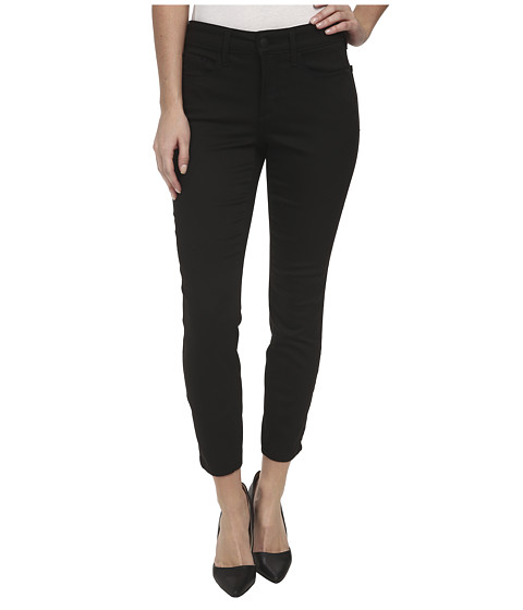 NYDJ - Angie Super Skinny Ankle in Black (Black) Women's Jeans