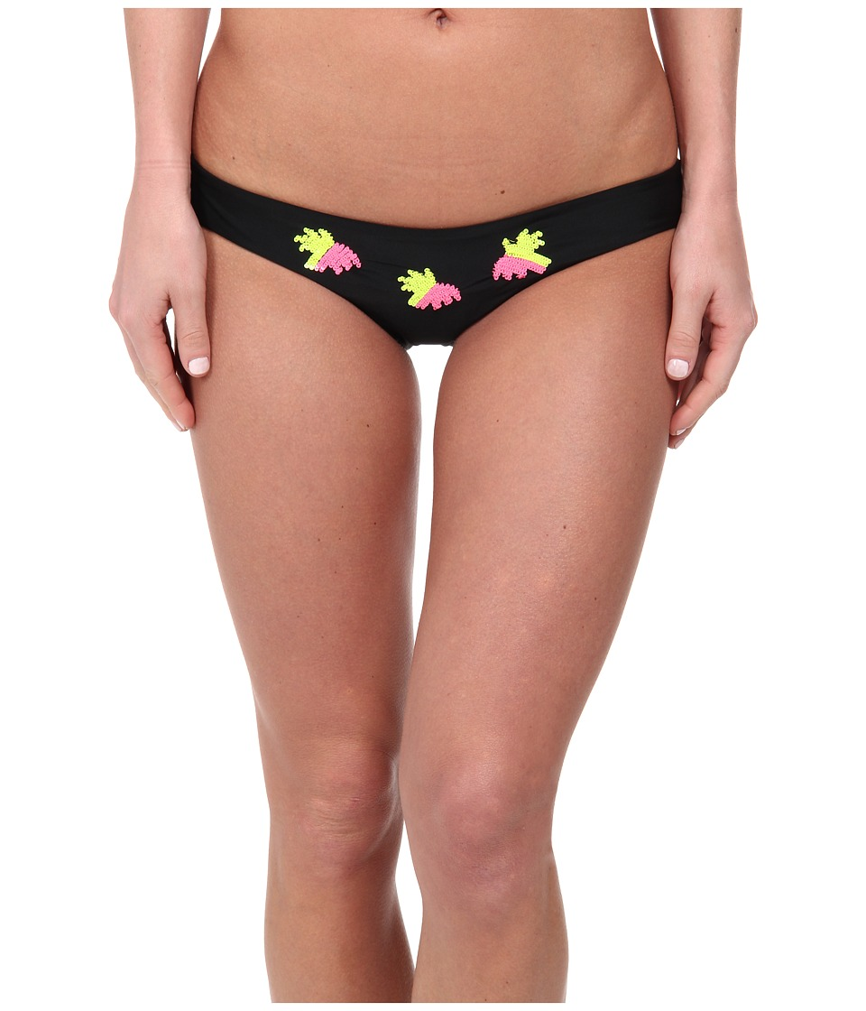 Beach Riot - Aruba Bottom (Jamaican Shakin) Women's Swimwear