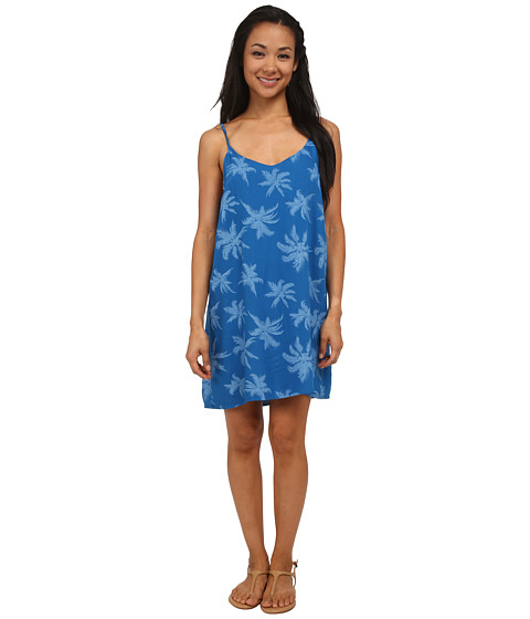 Hurley - Jolene Dress (Photo Blue Palm) Women