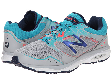 New Balance - 695V2 (Grey/Aqua) Women