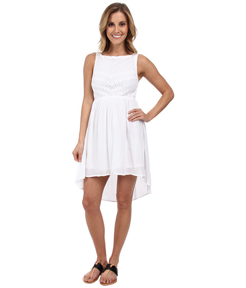 Rip Curl - Natural Beauty Dress (White) Women's Dress