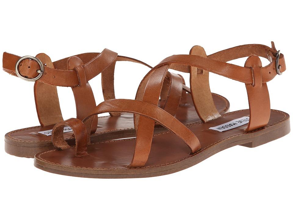 Steve Madden - Agathist (Cognac) Women's Sandals