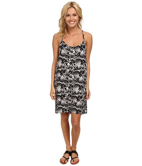 Hurley - Madison Cami Dress (White Pineapple) Women's Dress