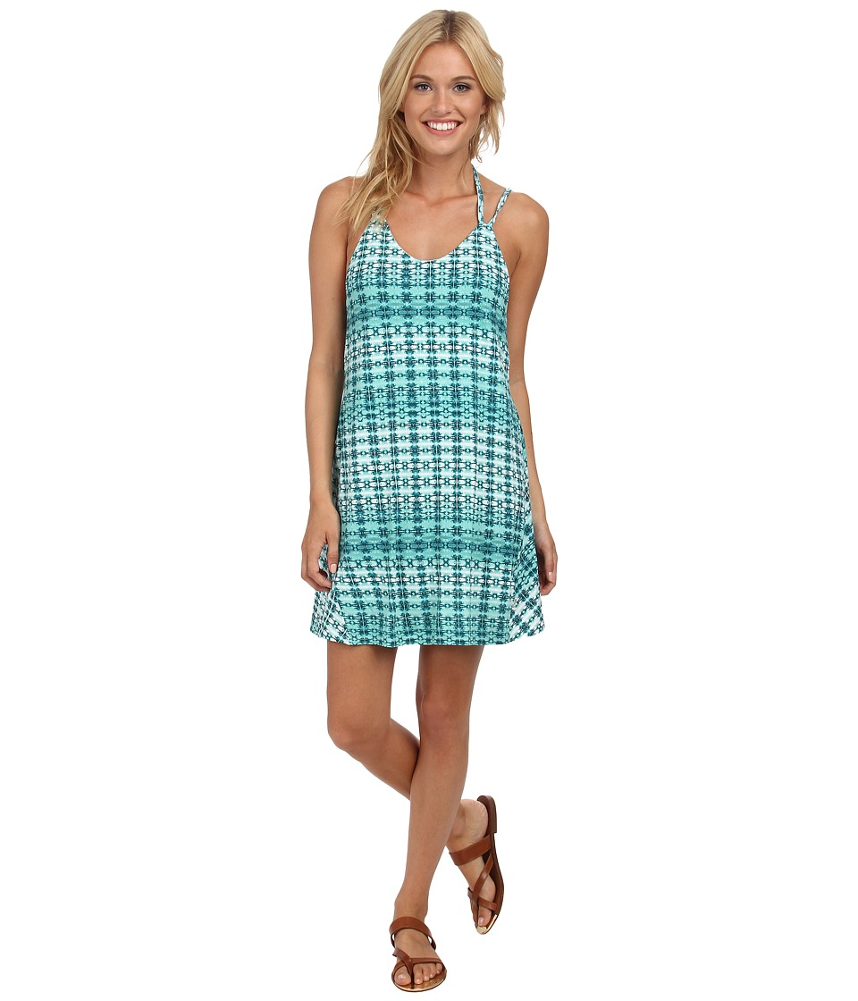 RVCA - Sentori Dress (Neptune Blue) Women's Dress
