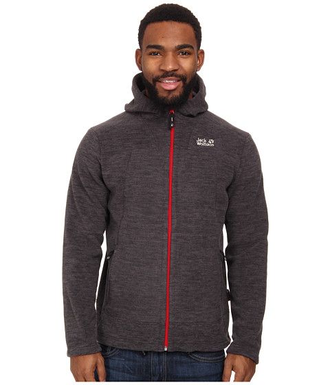 Jack Wolfskin - Carson Jacket (Dark Steel) Men