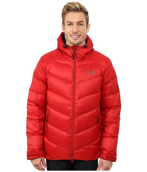 Jack Wolfskin - Svalbard Jacket (Indian Red) Men