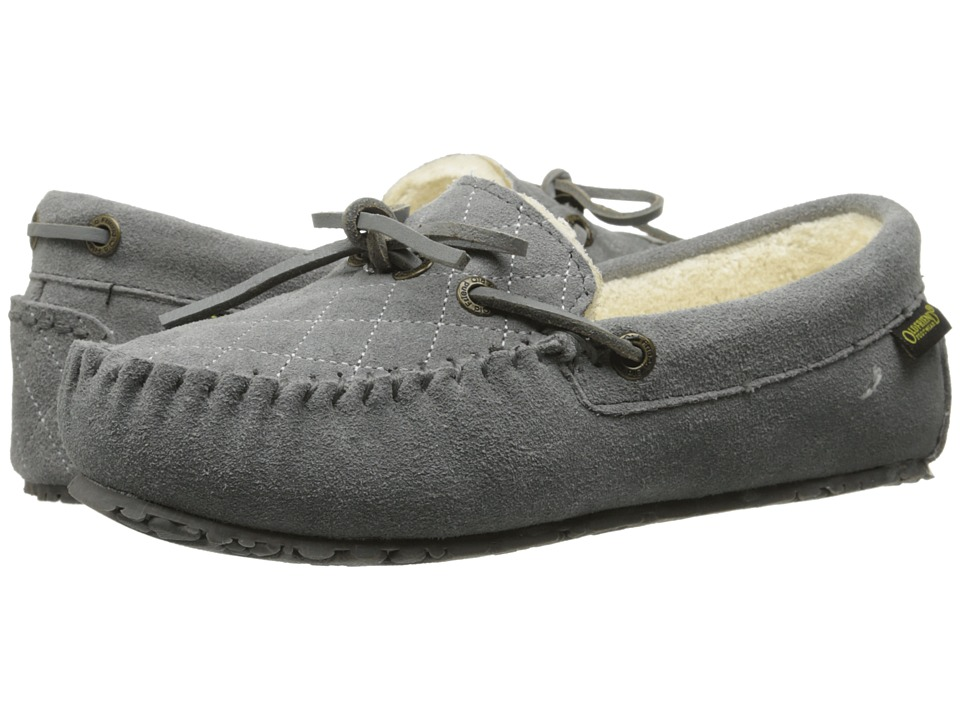Old Friend - Molly (Grey) Women's Slippers