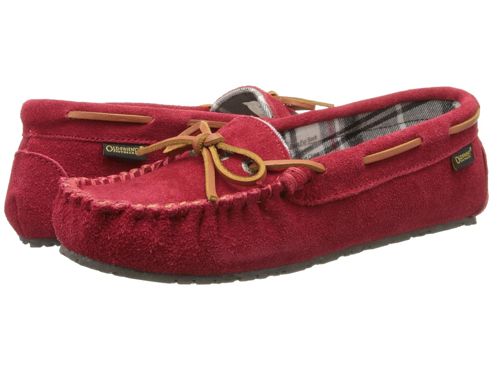 Old Friend - Kelly (Red) Women's Slippers