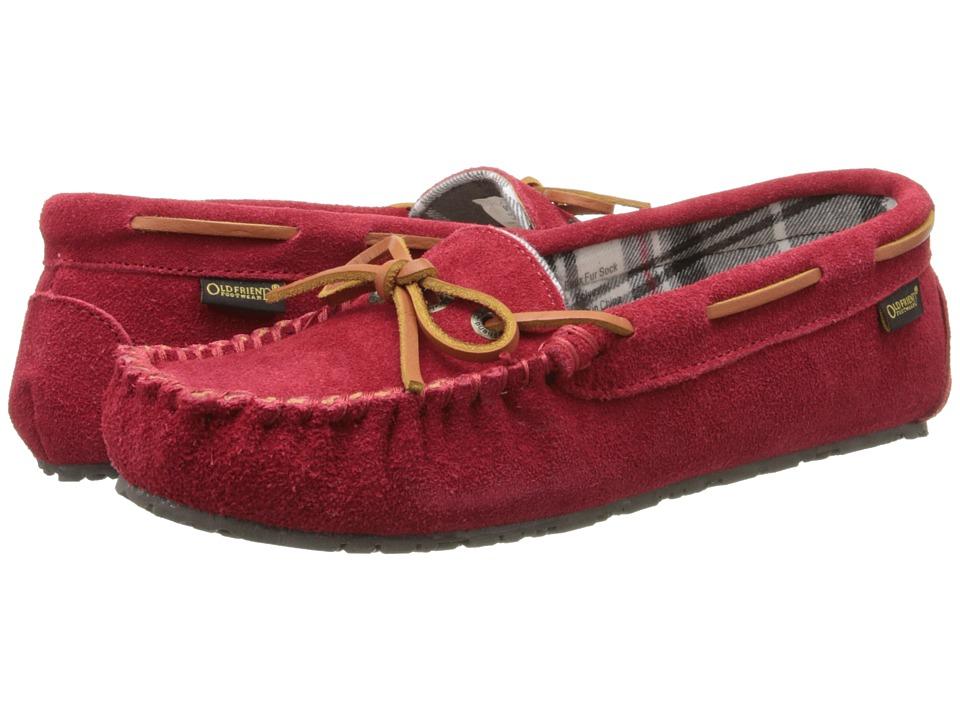 Old Friend - Kelly (Red) Women's Slippers