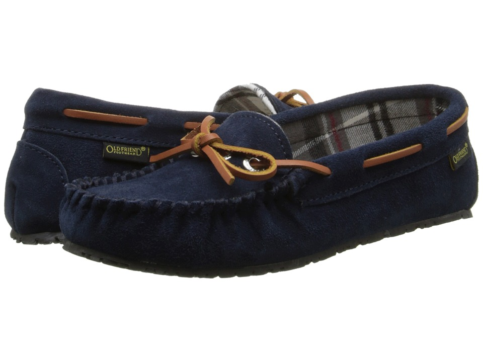 Old Friend - Kelly (Navy) Women's Slippers