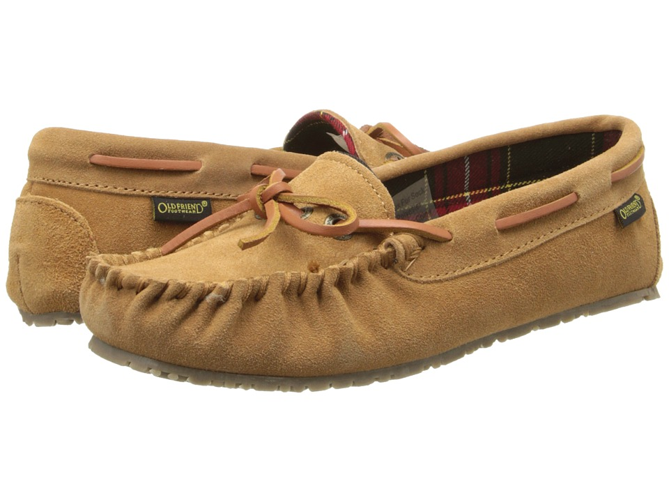 Old Friend - Kelly (Tan) Women's Slippers