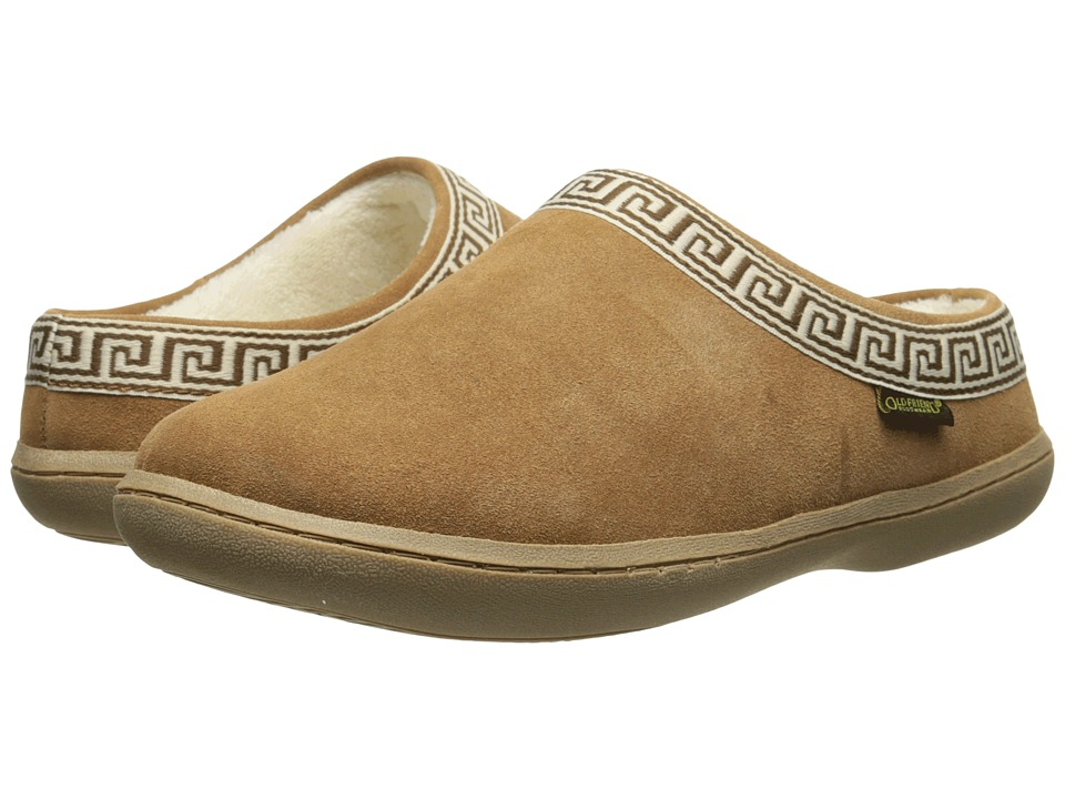 Old Friend - Emma (Tan) Women's Slippers