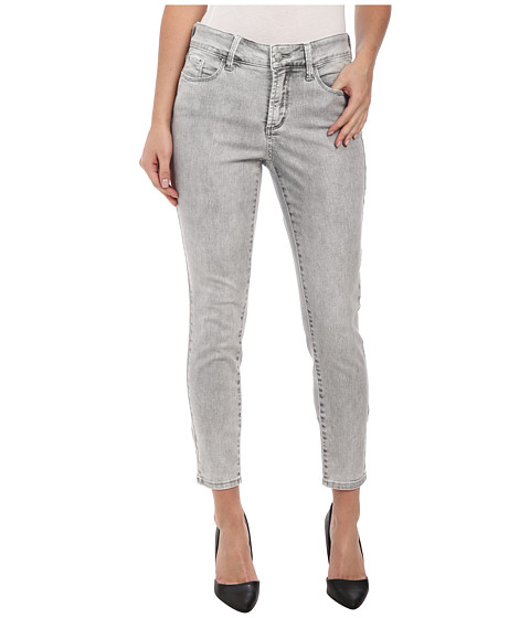 NYDJ - Angie Super Skinny Ankle Pigment (Alloy) Women's Casual Pants
